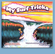 childern surfing books